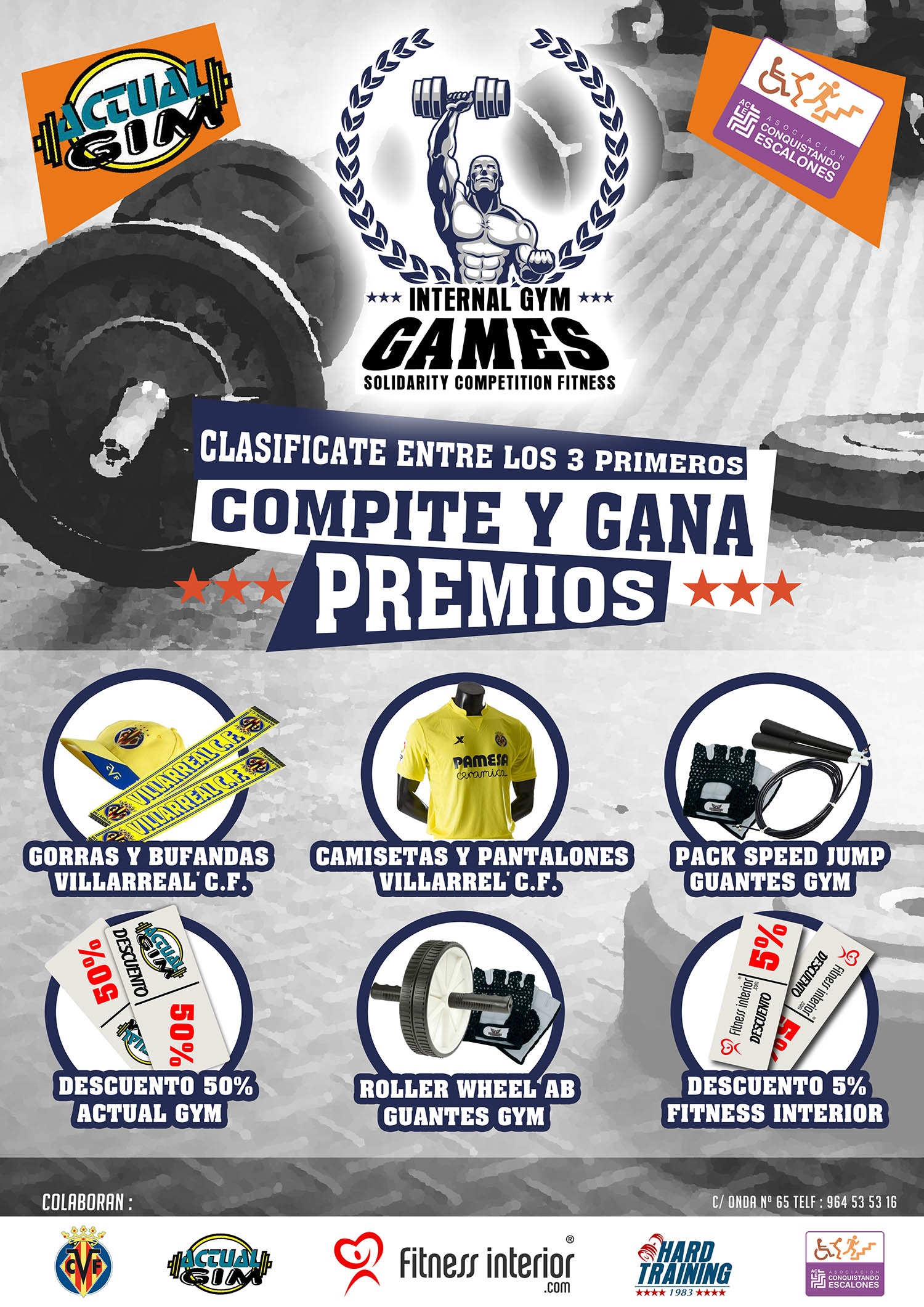 PREMIOS INTERNAL GAMES 2